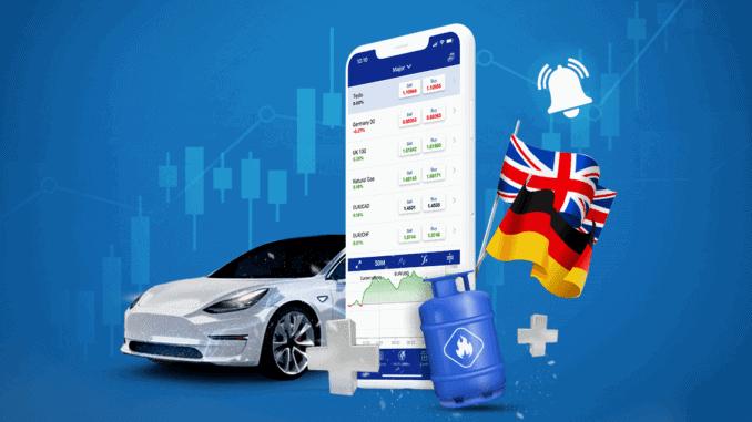 Opportunità di investimento trading online