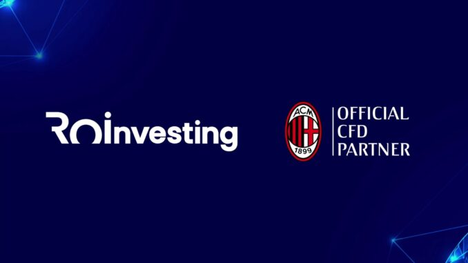 Roinvesting, Official CFD Partners AC Milan